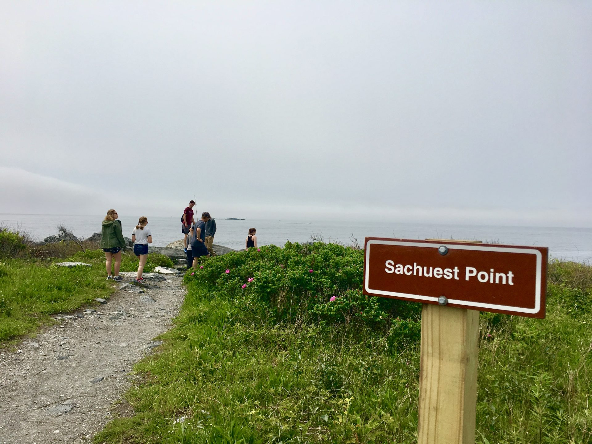 Sachuest point national wildlife refuge