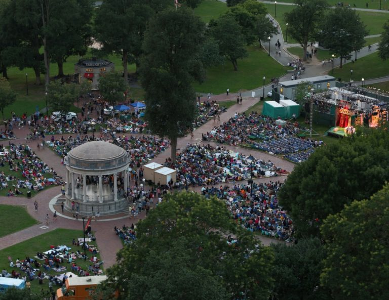 Shakespeare on the Commons, Boston
