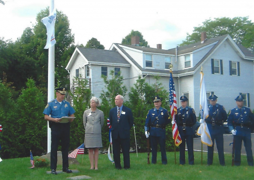 wellesley corner ceremony