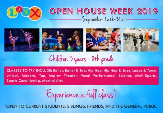 LINX Open House, Wellesley
