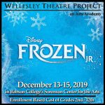 Wellesley Theatre Project, Frozen