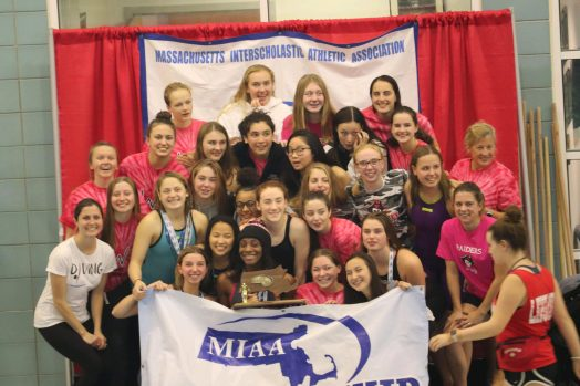 miaa sectionals swim and dive
