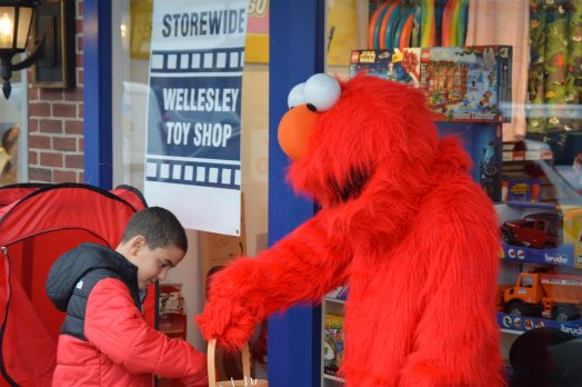 elmo wellesley toy shop