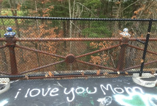 i love you mom graffiti