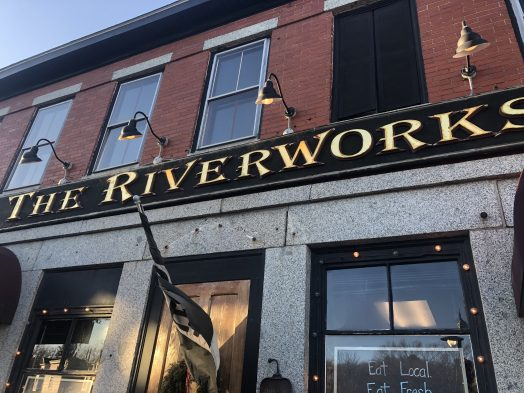 Riverworks restaurant