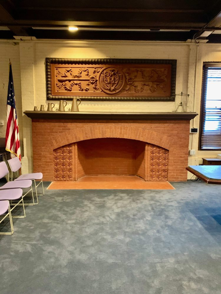 Wellesley Town Hall, Felix Juliani Room