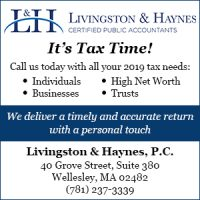 Livingston & Haynes ad