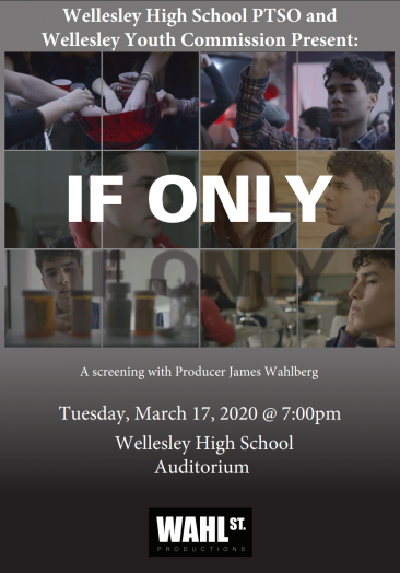 If Only film screening, Wellesley