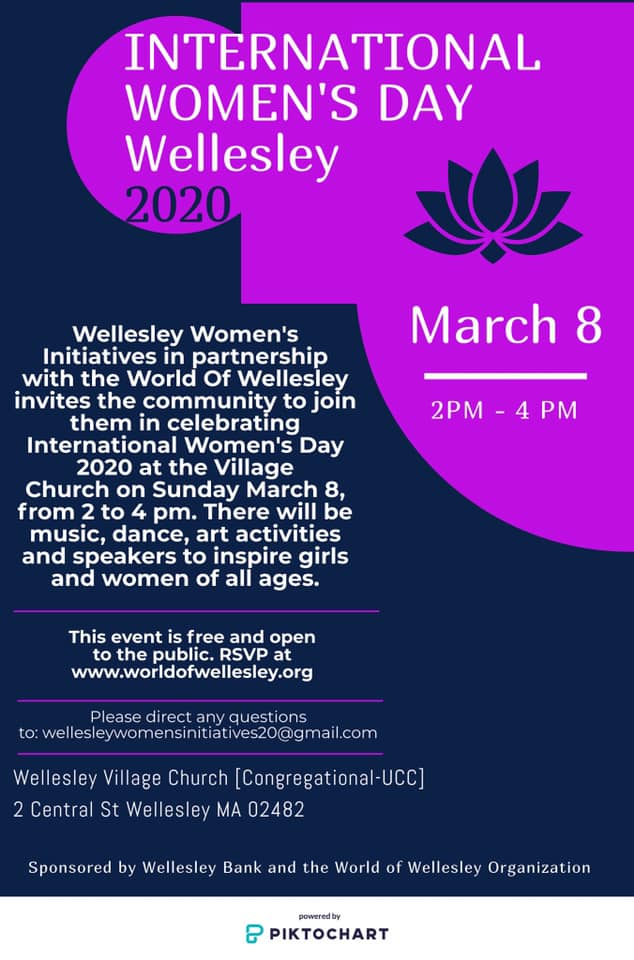 Women's Day, Wellesley
