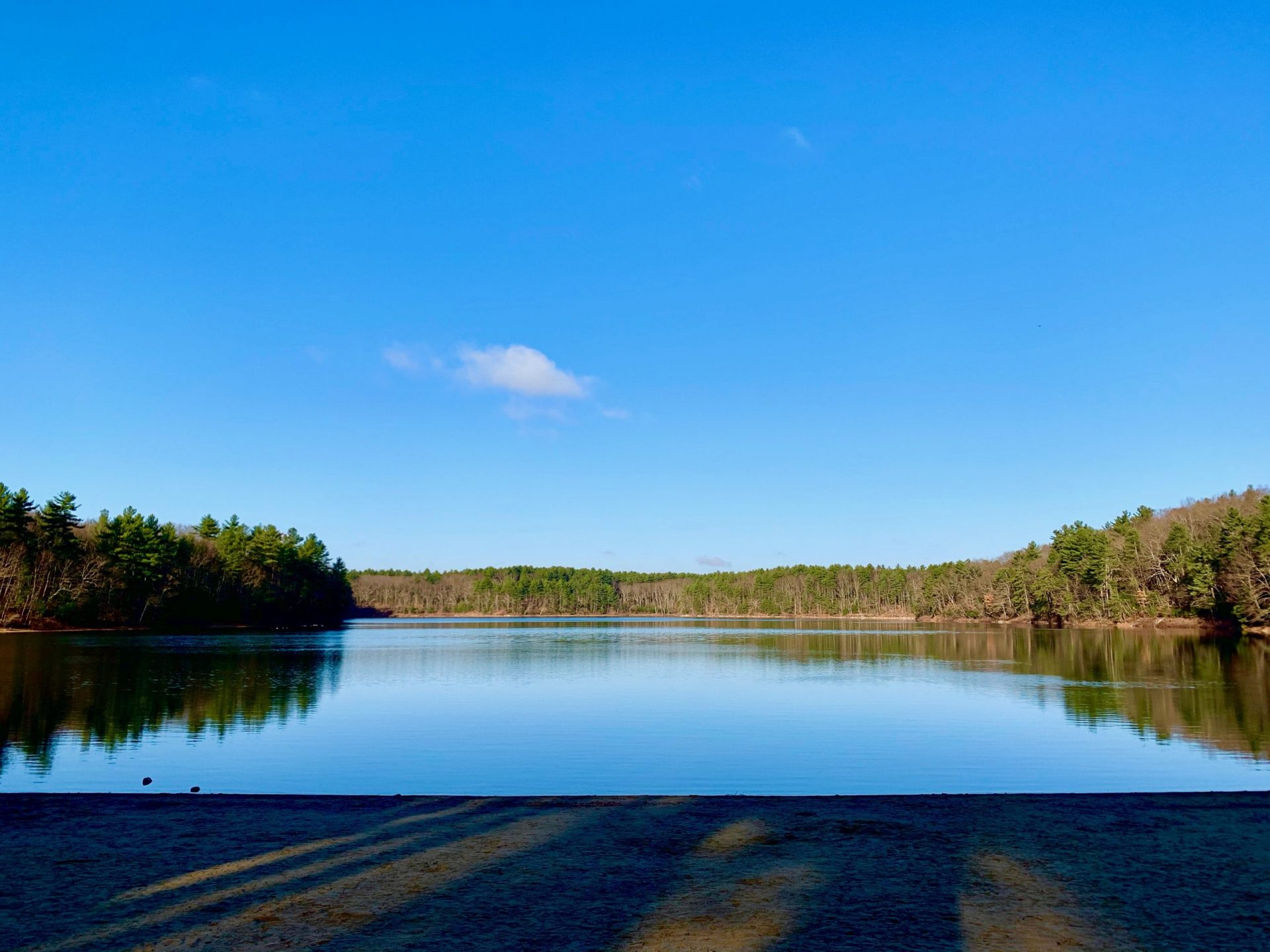 Walden Pond, Concord