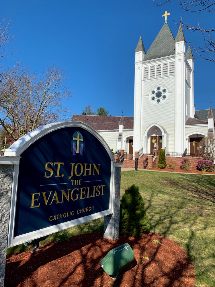 St. John the Evangelist, Catholic Church