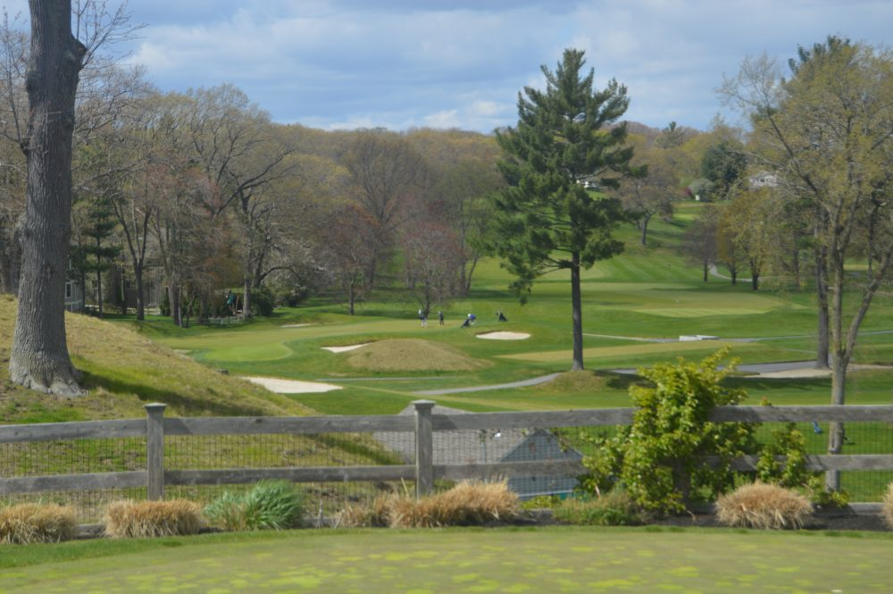Wellesley Country Club back in action