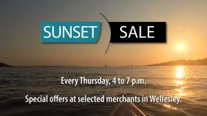 Wellesley Sunset Sale