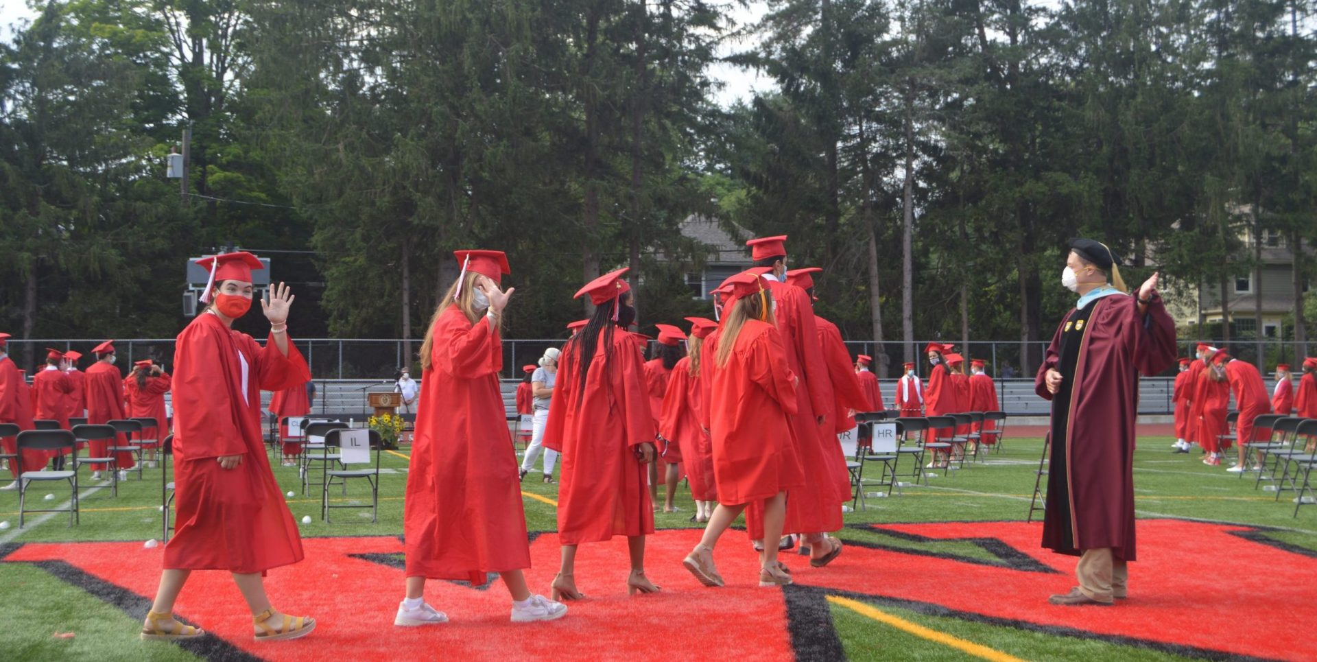 Wellesley High School Class Of 2020 Graduation Ceremony In Full The Swellesley Report