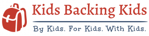 kids backing kids logo