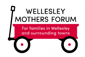 wellesley mothers forum logo