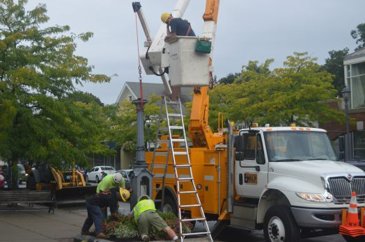 wellesley square clock removal