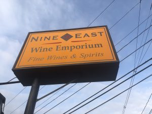 nine east wine emporium