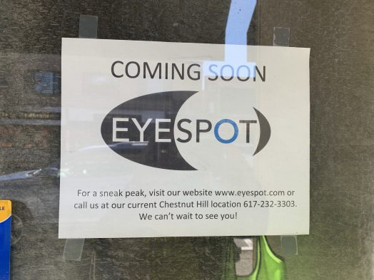 Eyespot wellesley square