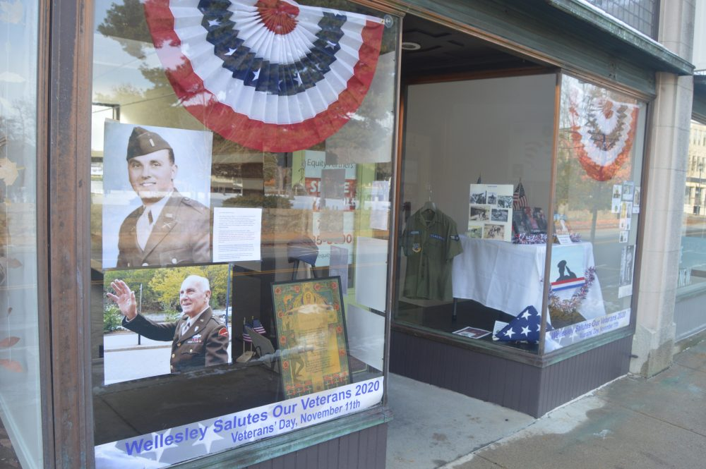 veterans display