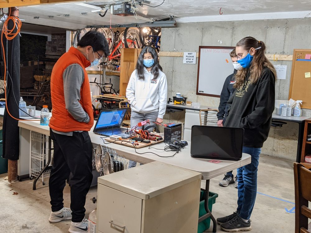 Wellesley Robotics Team