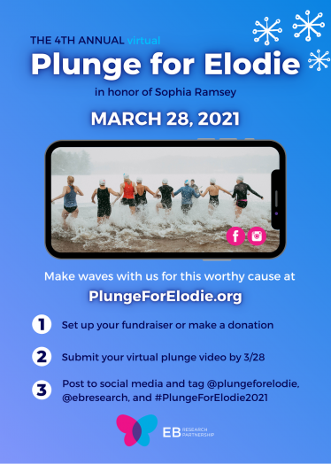 Plunge for Elodie, Wellesley
