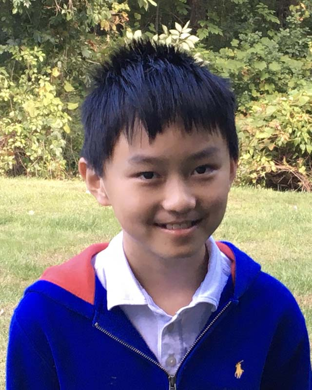 David Zhou, Tenacre, Wellesley