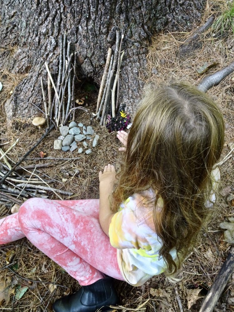 Fairy and Woodland Troll House Building at Pickle Point