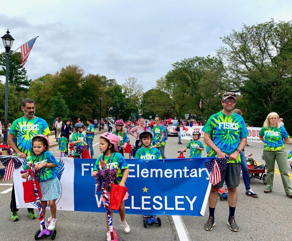 Wellesley's Wonderful Weekend, Fiske School